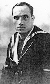 Bert Brooks--HMS Cape Howe